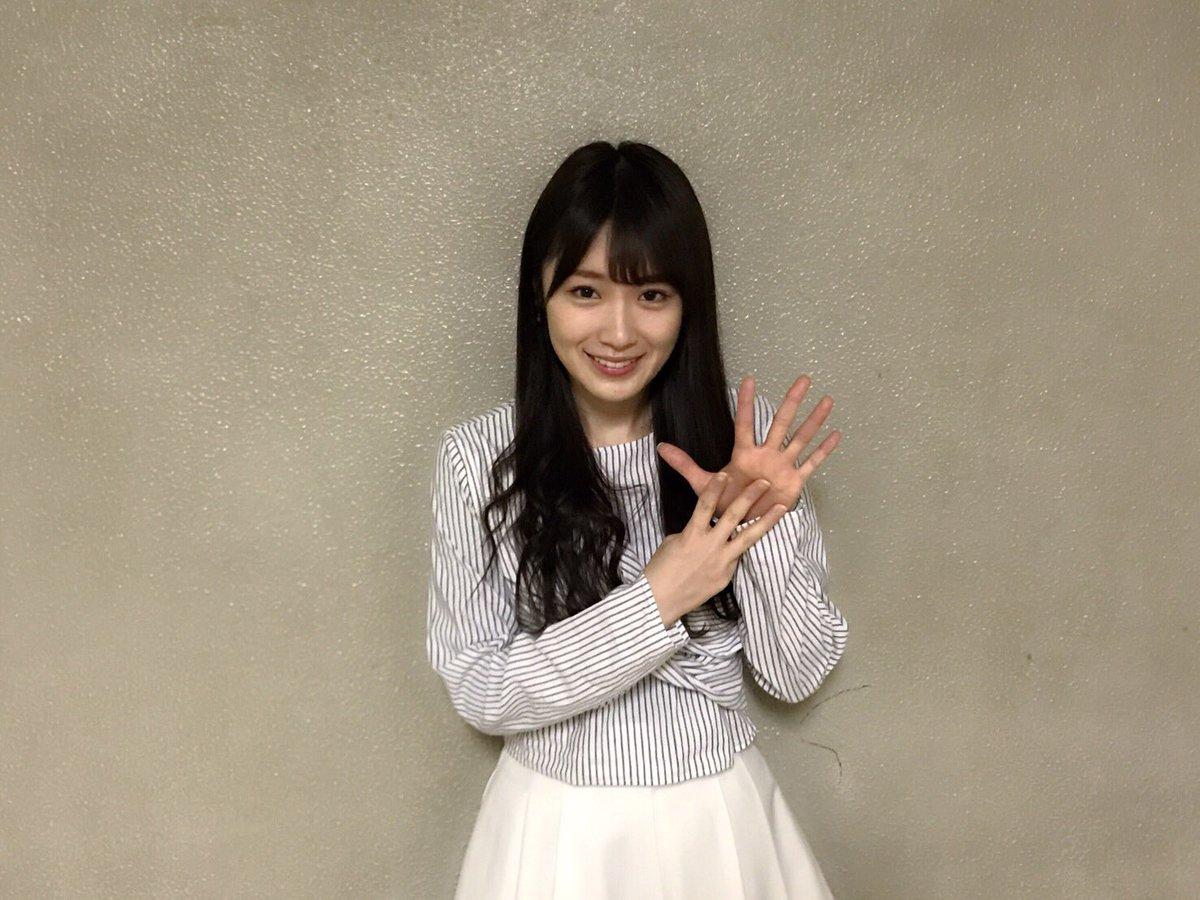 このあと高山一実がTOKYO FM「よんぱち〜WEEKEND MEISTER〜」に生出演! ぜひお聴きください! https://t....