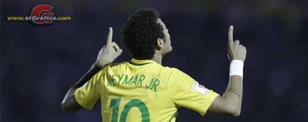 Brasil no tuvo piedad y venció 1-4 a Uruguay