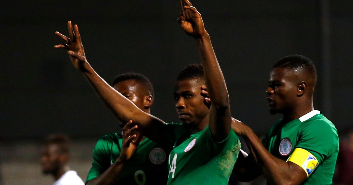 Nigeria 1-1 Senegal: Man City striker Kelechi Iheanacho earns draw with late penalty