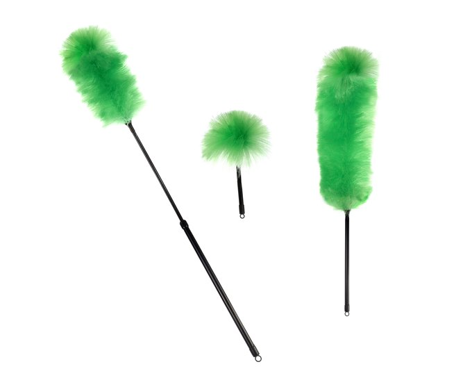 Electrostatic, Multi-Use Duster Mops