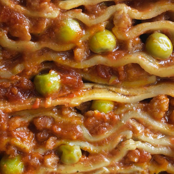 Look at those rich oozy layers of meat free goodness. Our vegan Bolognese Lasagne is everything.