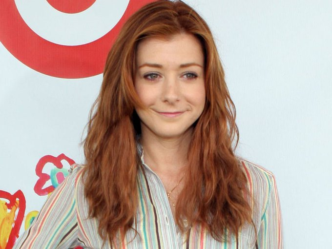 Wilde Designs wishes happy birthday to the uber fabulous Alyson Hannigan!