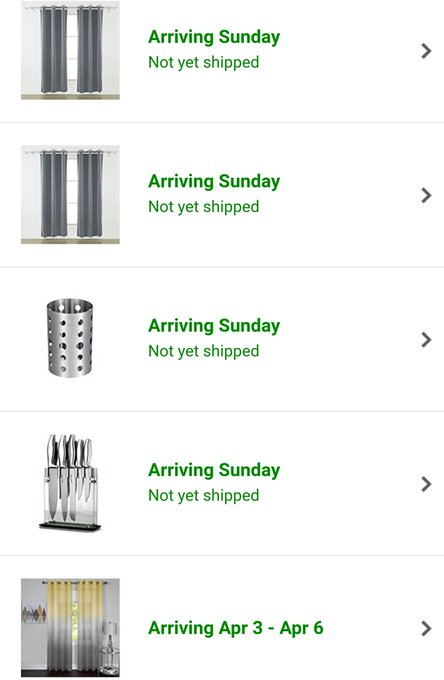 What I ordered for the house today! I still need SO MUCH stuff! 😁😁 https://t.co/Hrxasmd4yi