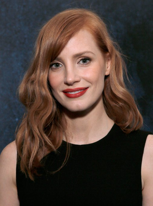 Happy Birthday, Jessica Chastain!!