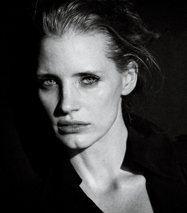 Lecinema_: Happy birthday, Jessica Chastain.