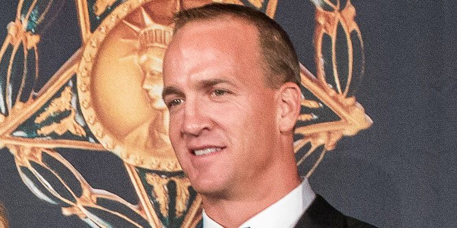 Peyton Manning turns 41 today. Happy Birthday!