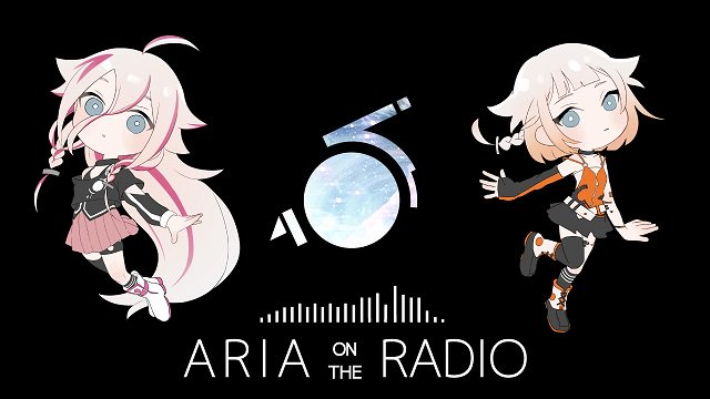 【IA&ONE最新情報】しづさん、ハイスピード藤森さんをゲストにお迎えしたARIA ON THE RADIO最終