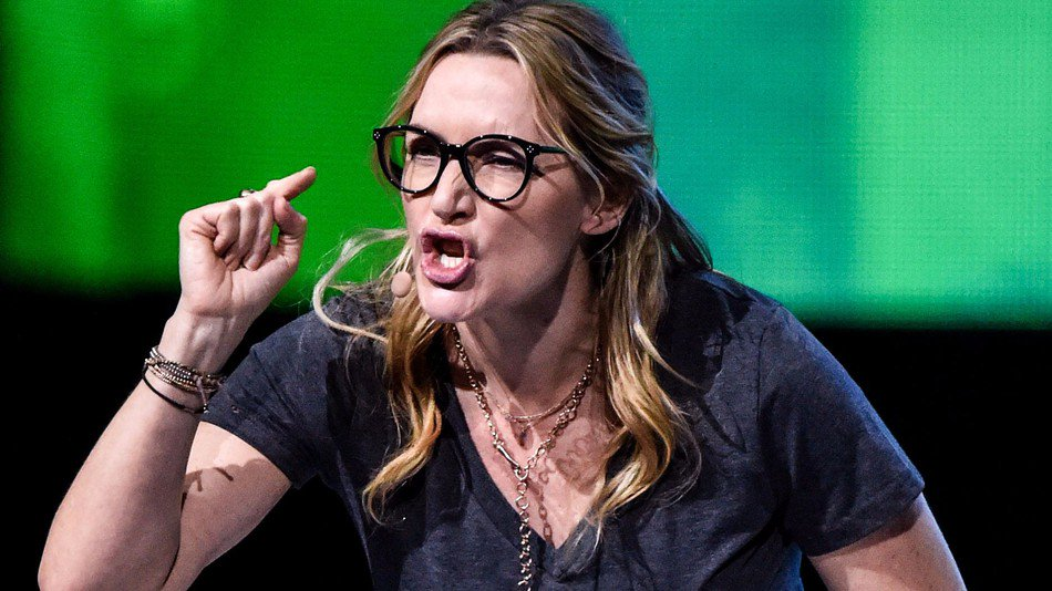 Kate Winslet's kick-ass speech on overcoming fat-shaming to land a role in 'Titanic'