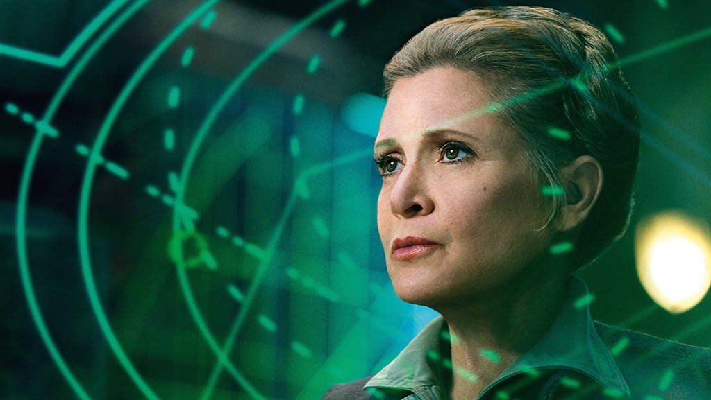 Carrie Fisher's death will not change Star Wars: The Last Jedi.