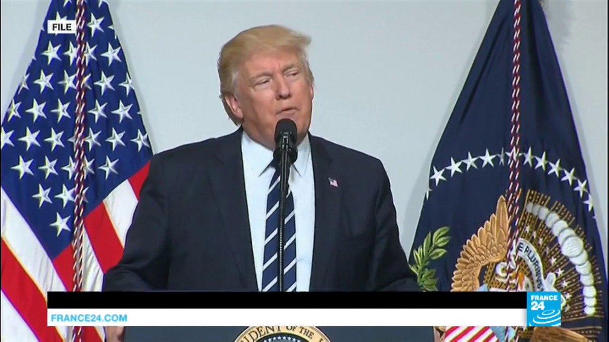 VIDEO -  Trump's US healthcare ultimatum