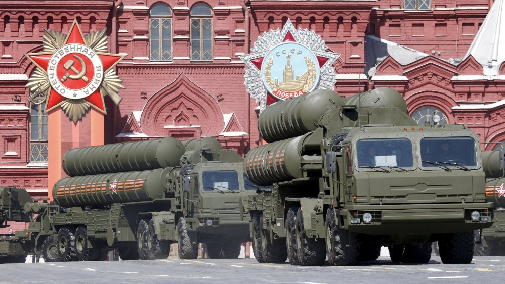 Opinion: Why Turkey might buy Russia's S-400 defence system