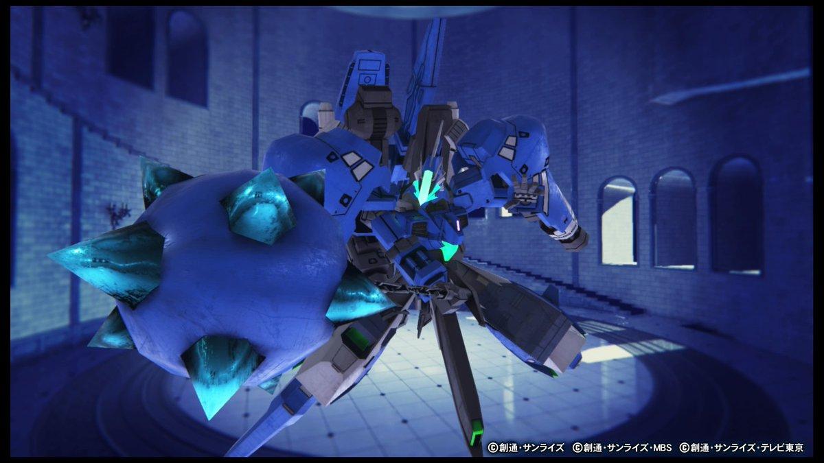 #PS4share #ガンブレ3FRELE 試作量産型タイプG(核装備)少しファフナー意識してるかも…