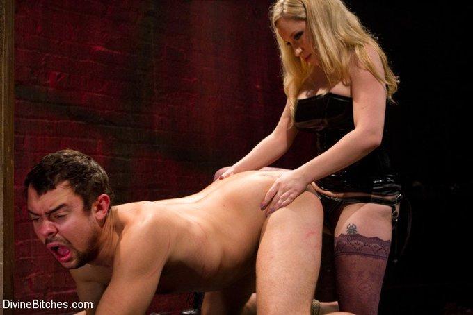 https://t.co/RQ4jwU1xv7 @AidenStarr #strapon #pegging #femdom #bondage #chastity #asslicking #rimming