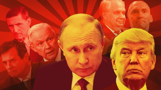 The definitive history of Donald Trump's deep ties to Russia