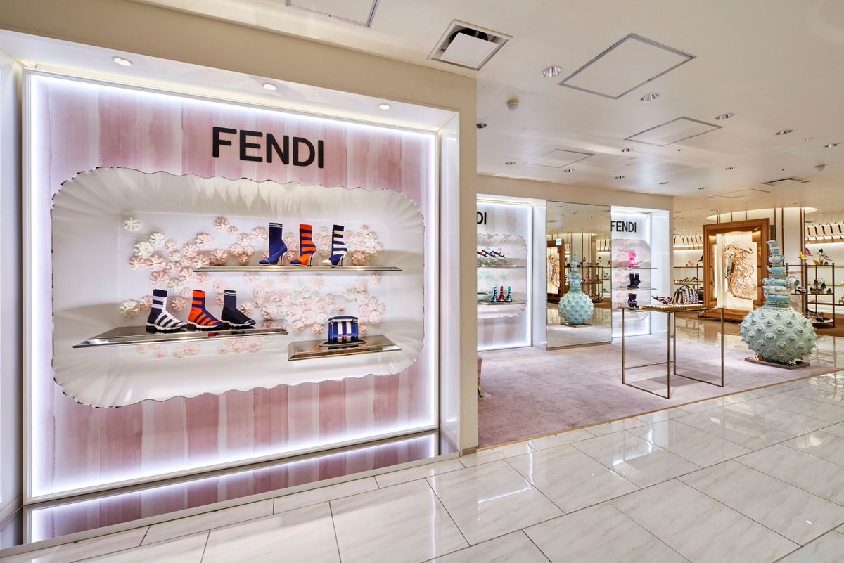 #FendiIsetan is the latest stop for The Sweet Dream pop up! Visit & shop #FendiSS17 now through March 28th. https://t.co/maQ5RZy553
