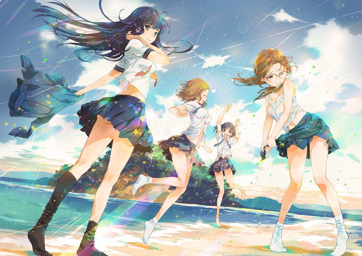 やくそく:「灰と幻想のグリムガル」の中村亮介×細居美恵子の新プロジェクト始動 小説が発売  #やくそく