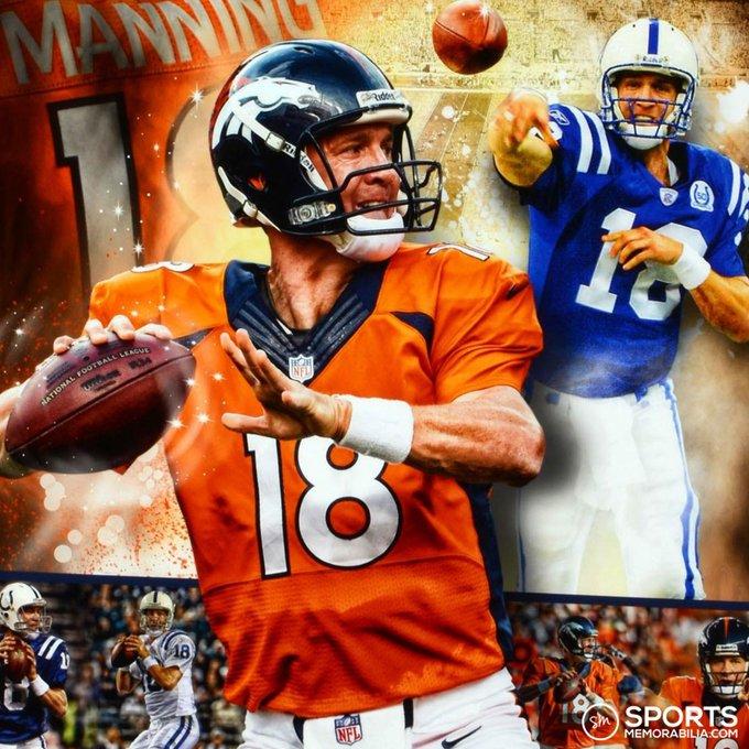 Happy Birthday Peyton Manning!
