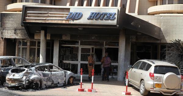 Burkina Faso: le principal commanditaire de l'attentat de Ouagadougou identifié https://t.co/skoaKo2Nch