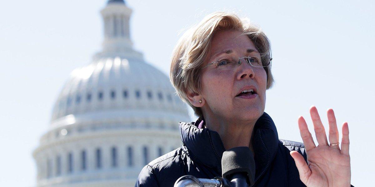 Watch Elizabeth Warren destroy GOP health care bill in constituent meeting