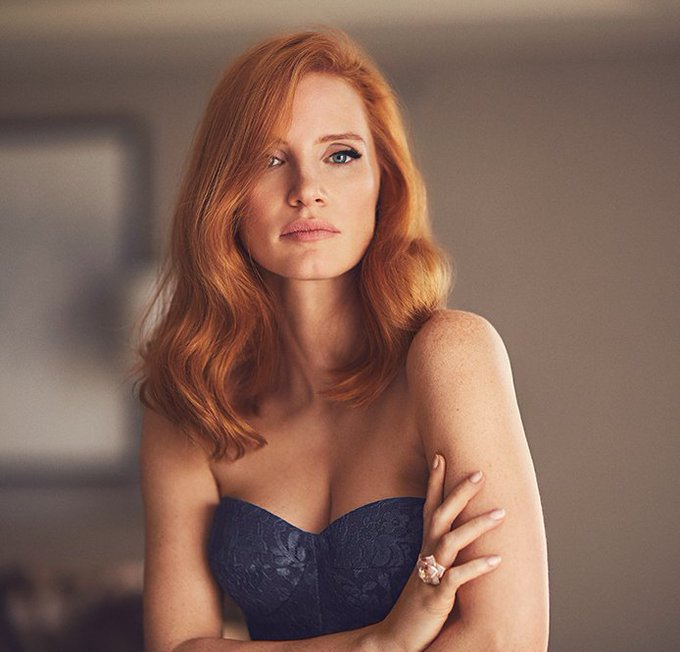 Happy 40th Birthday, Jessica Chastain