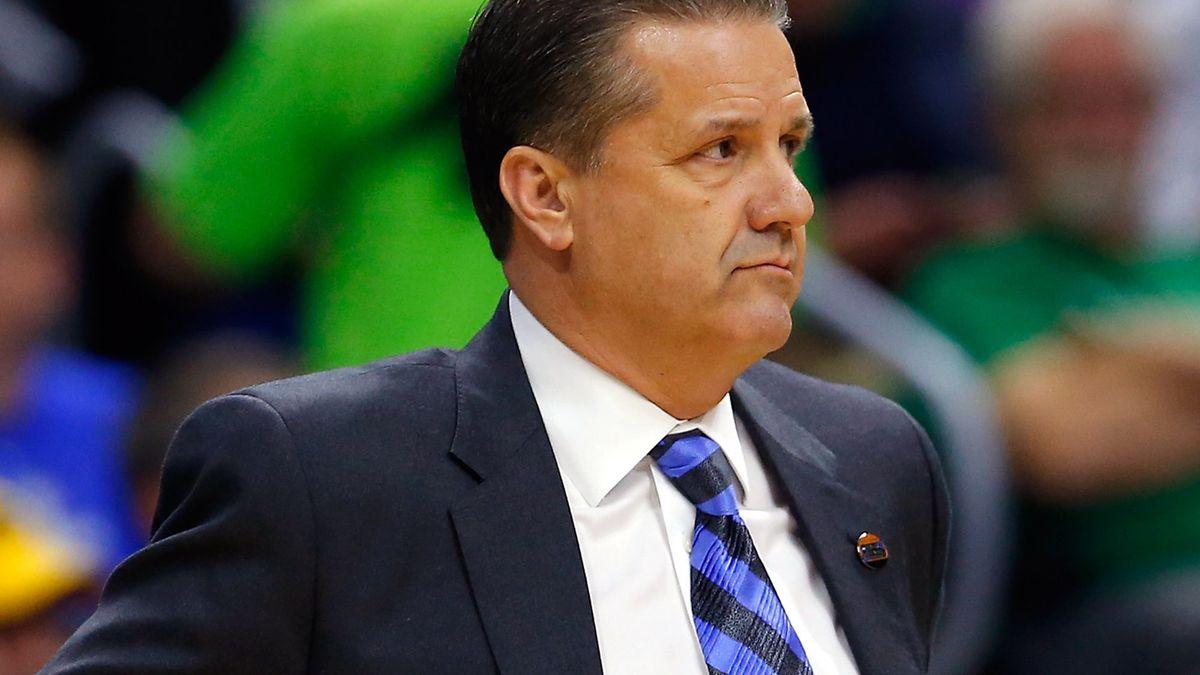 Via @OnionSports: John Calipari Hoping Kentucky Stars Stick Around For Rest Of Tournament