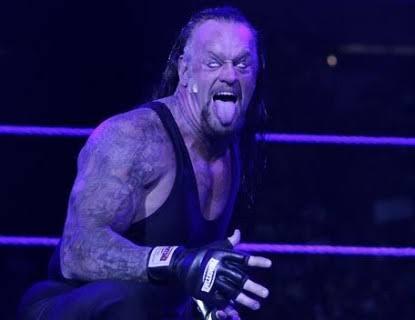 Hoje é aniversário dele, o DeadMan, The Undertaker!   Happy Birthday!