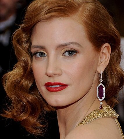 Happy birthday to Jessica Chastain!