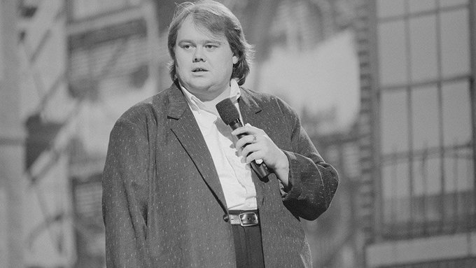 Happy Birthday to Louie Anderson!!