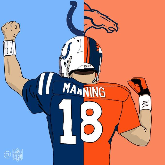 2x Super Bowl champ. 5x MVP. 14x Pro Bowler.  Everyone wish Peyton Manning a happy birthday!
