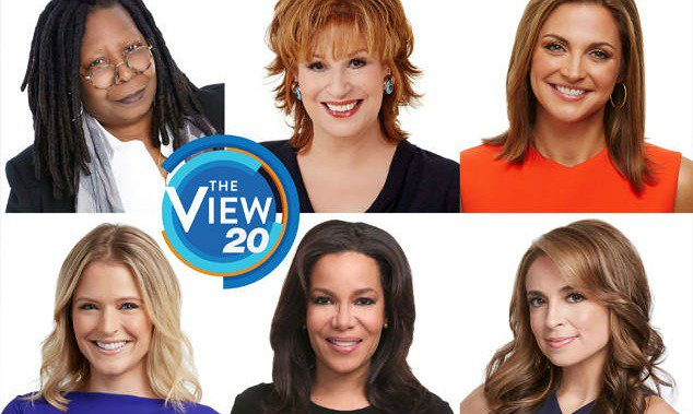 The View vs. The Talk: A history of daytime TV talk show trash-talking: