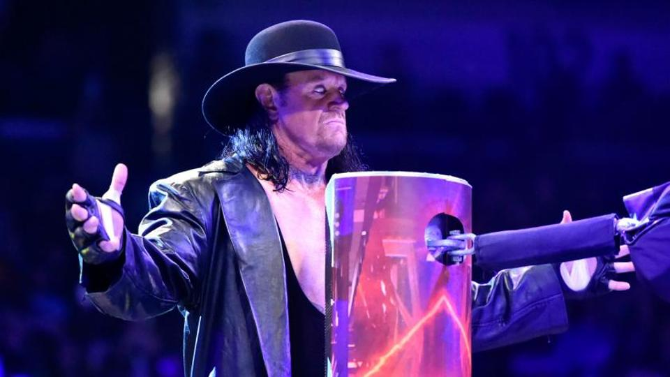 Happy Birthday to the one and only Phenom, The Undertaker who turns 52 today!