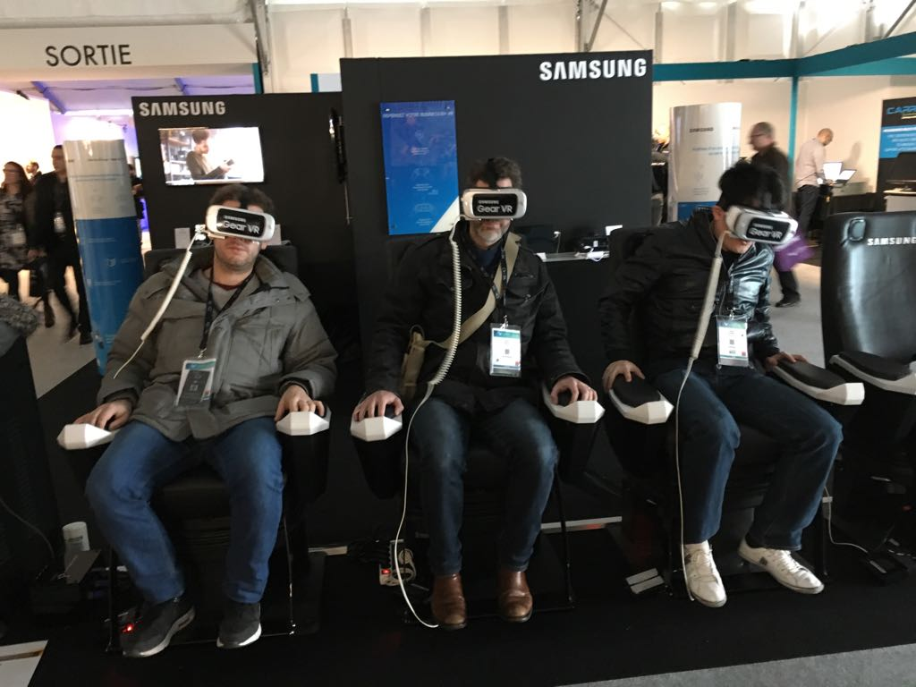 test Twitter Media - RT @SalentoAVR: @lavalvirtual @SamsungProFR @LucioDePaolis  Emotions! Taking a virtual ride on the roller coaster https://t.co/HN924yp76Q