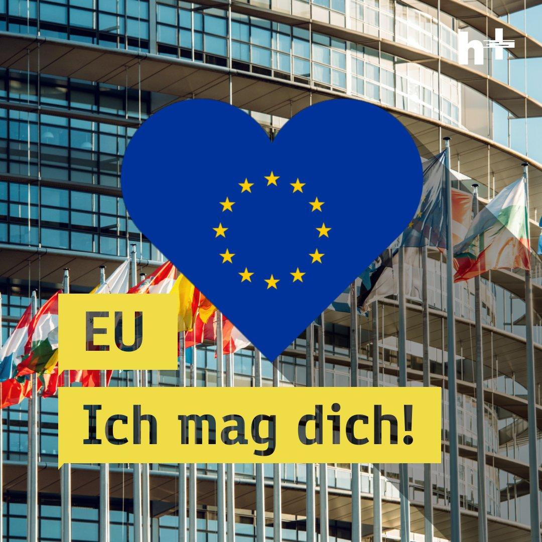 Die EU – Leider geil:
