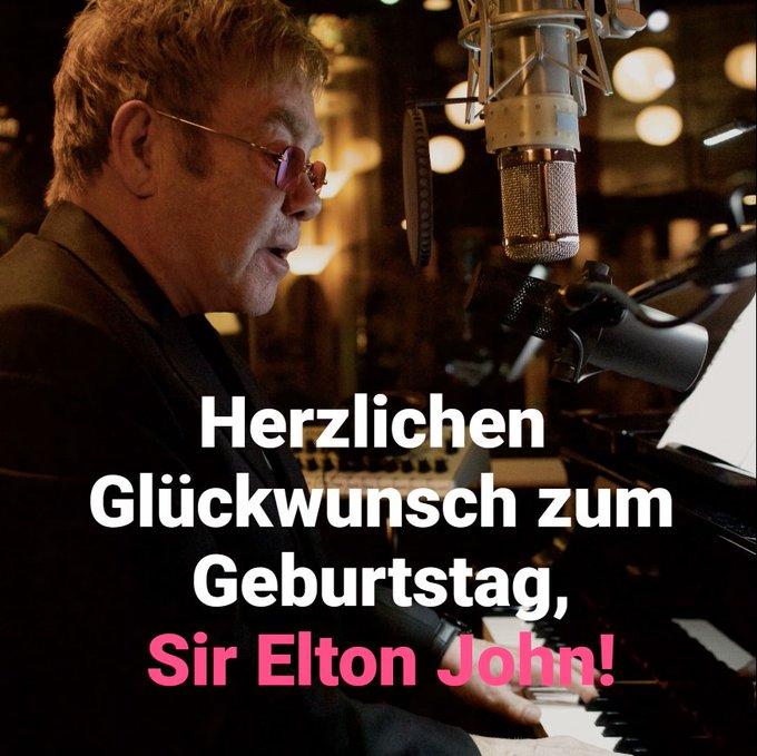 8 Dinge, die ihr noch nicht über Elton John wusstet - Happy Birthday
