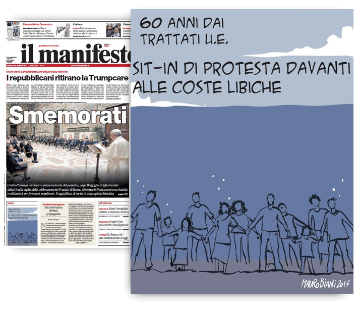 #TrattatiRoma