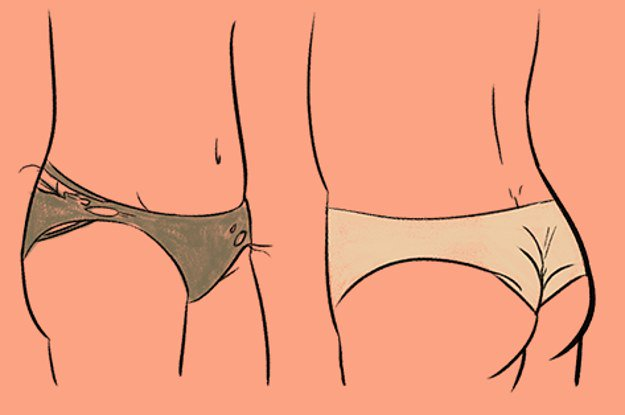 9 types of underwear you probably own https://t.co/ATwNs6sEF2