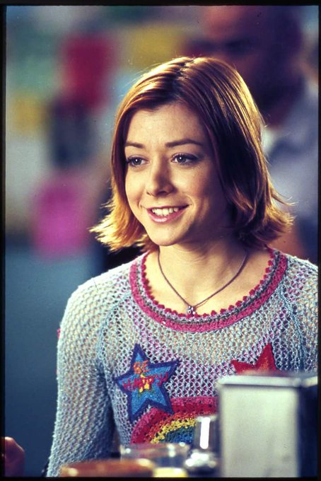 Happy Birthday Alyson Hannigan.