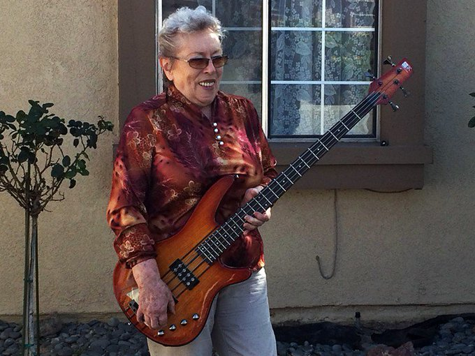 FBPO wishes a Happy Birthday to the legendary Carol Kaye!