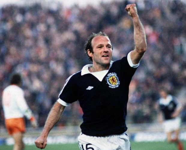 Happy Birthday to Archie Gemmill who turns 70 today. Archie no doubt scored Scotland\s greatest goal ever