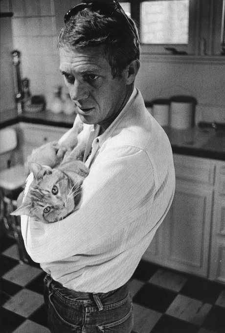 Happy birthday Steve McQueen - the king of cool march 24, 1930 november 7, 1980