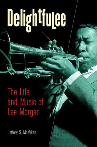 "Happy birthday to Lee Morgan, the jazz trumpeter. Learn more about him in ""Delightfulee\"":"