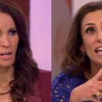 Loose Women's Saira Khan jokes that she's fantasised about sleeping with her German Shepherd dog – but it's not what it seems