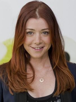 Happy birthday Alyson Hannigan!