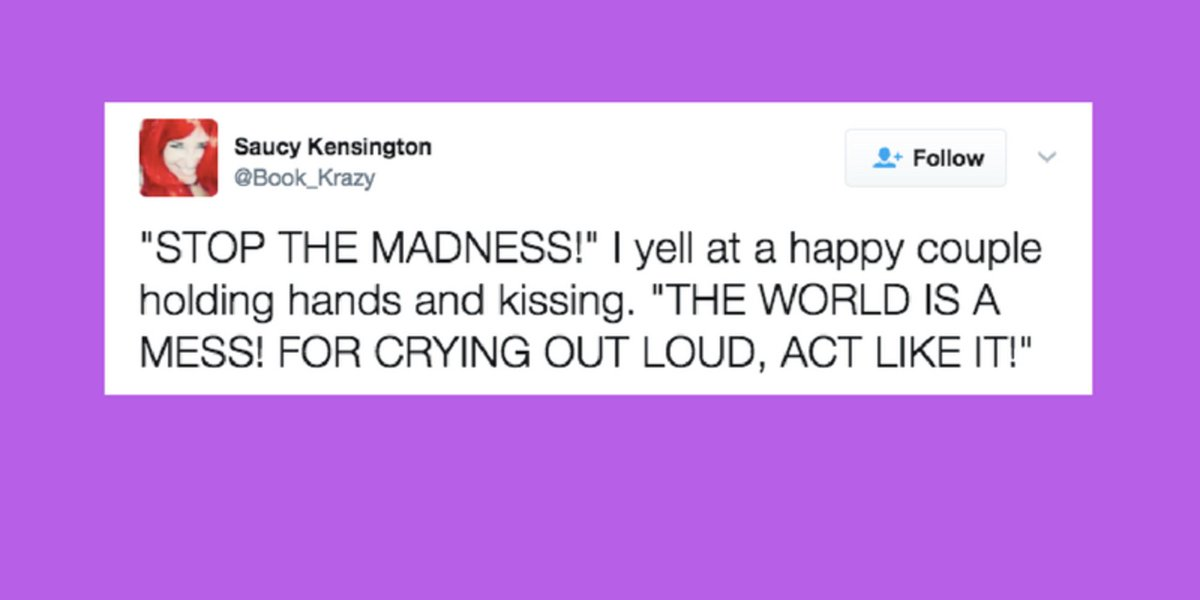 RT @HuffingtonPost: The 20 funniest tweets from women this week https://t.co/9hKOEwKYsI https://t.co/I0dZtZBlur