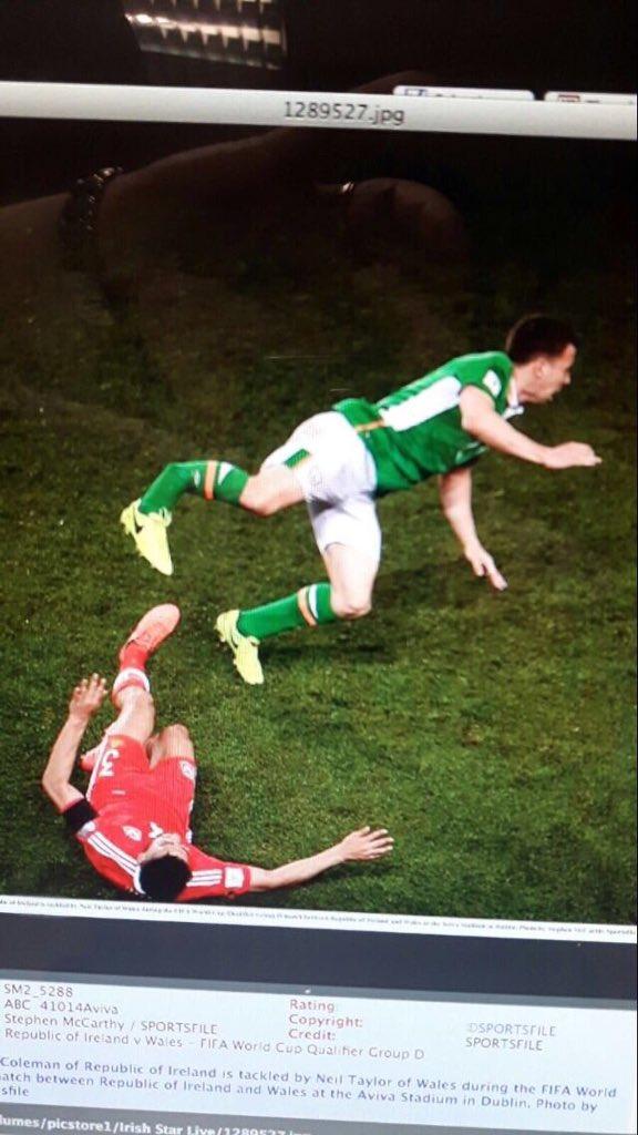 RT @carrusel: La terrible lesión de Coleman... ESCALOFRIANTE https://t.co/LZngWVMD88