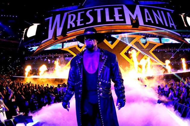 Happy Birthday to the one and only. The man, the myth the Phenom. THE UNDERTAKER!!