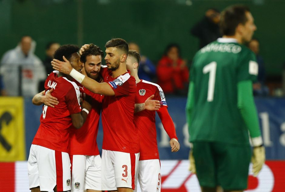 Austria leave it late to beat Moldova - Football