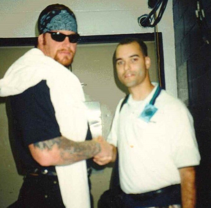 Happy birthday to The Undertaker, Wrestlemania\s G.O.A.T.