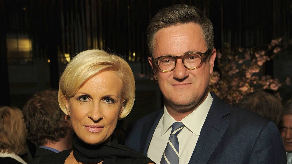 Scarborough trolls Trump We warned you not to start with health care