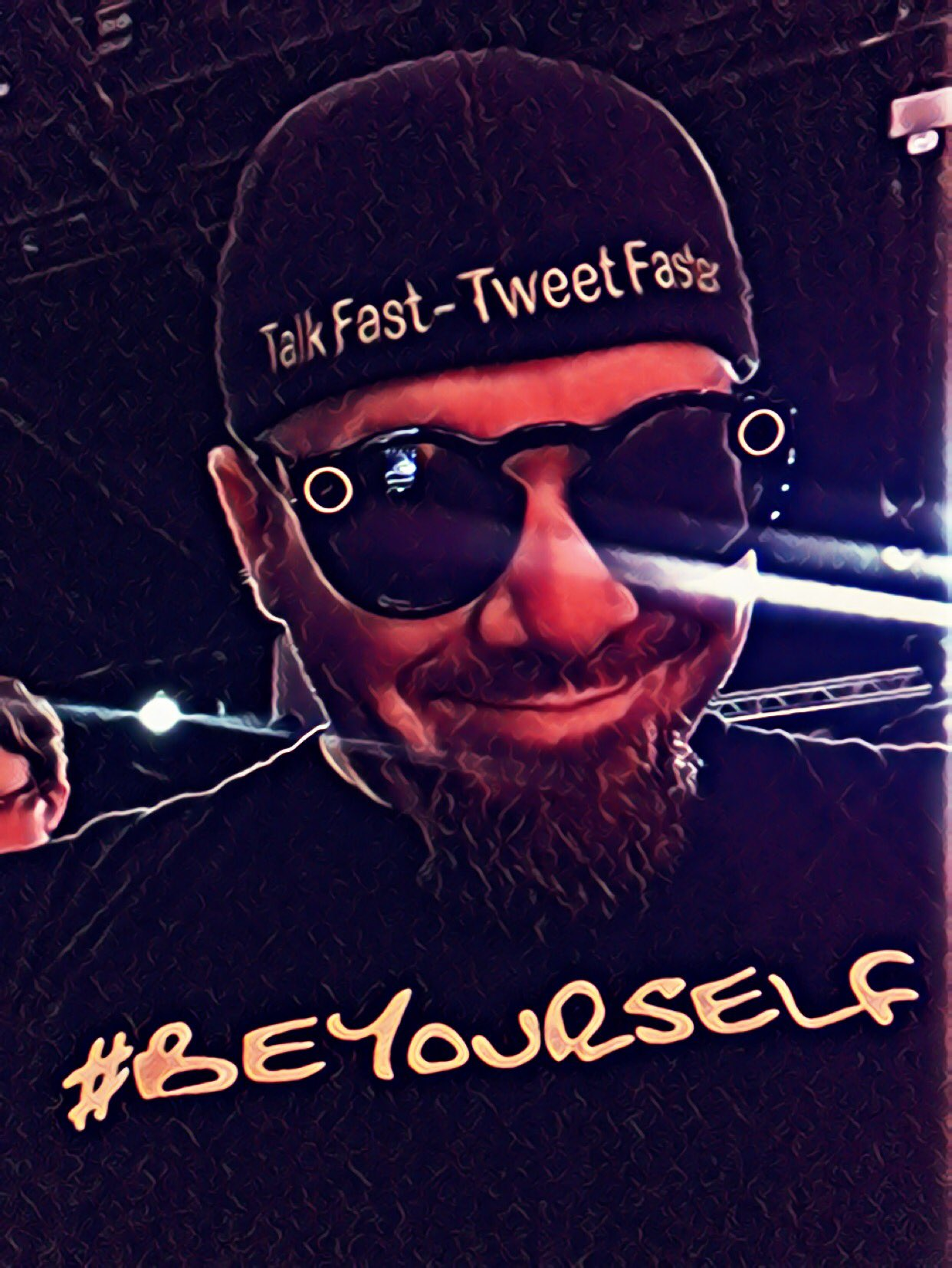 Talk fast tweet faster! Thanks @Phil_Mershon for the love on stage! #SMMW17 #BeYourself https://t.co/jhwhT2xgFj